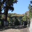 ぶらり旅・妙義神社①総門etc(群馬県富岡市)