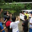 森林公園、滝沢キャンプ場強化練習!