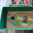 おうちクラフト♪ビー玉運びゲームBOX