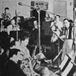 古い「ジャズ音楽事典」のグラビア写真に載っているズート・シムス、