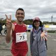 掛川マラソン!