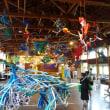 絵本と木の実の美術館  (十日町エリア) +  光の館、ナカゴグリーンパーク (川西エリア)