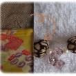 500円玉型紙 ネックレス