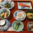 鶴の湯の食事