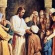 鯛か平目か?・・・『歓迎会』 そして 『聖書はイエスについて証しをするものだ。』
