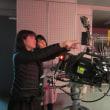 実習授業「テレビ制作」撮影開始!