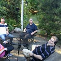 アップルバウム家の集まりThe Applebaum family reunion