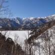 丘に登り、幻の湖へ