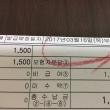 韓国で保険証を作る。