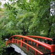 伊香保温泉 河鹿橋の紅葉2017