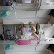 洗面台のティッシュ置き場