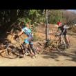 自転車競技「東海シクロクロス」大会が開催される