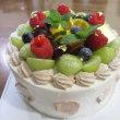 素晴らしく美味しいバースデーケーキ