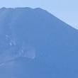 富士山初冠雪?