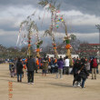 山波とんど祭り