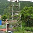 島田市川根町葛籠の火の見櫓