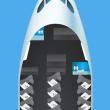 オークランド旅行7日目☆ニュージーランド航空ビジネスクラス