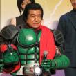 72歳の俳優の藤岡弘、衝突事故!