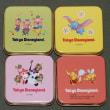 2947  (・´`(◆)   「 ハピネス・イズ・ヒア 」  【10】 キャンディー缶