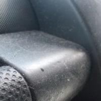 【ビートルのダッシュボードのベタベタ!メキシコ製造だから質が悪いんじゃありません】室内環境を衛生に保つためUVカットされてません!