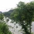 8月17日木曜の矢作川