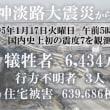 阪神淡路大震災から今日で23年