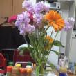 花を生けてみた。2