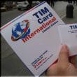 イタリア、TIMのSIMカードを購入