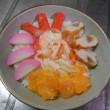 #朝飯ちらし寿司
