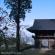村を眺める 仁王門