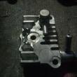 モンキーのシリンダーヘッドR側サイドカバー新規作成中