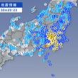 伊豆諸島のM8.5の地震波で、関東地方をスキャンしたら・・・地下の構造が分かってきそうだ