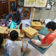 10月22日子供教室の風景