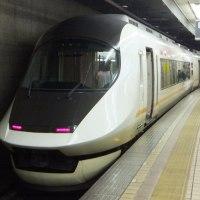 近鉄名古屋駅から名阪特急「アーバンライナーnext」に乗車