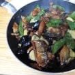 「秋刀魚と秋ナスの甘酢あんかけ」はおいしかった!!・・・飯村直美料理教室