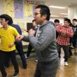 寄宿舎 B棟 ダンス練習