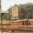 コブレンツ駅 【ドイツ国鉄】 欧州鉄道旅行(1976.AUG)-3 修正