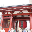 結婚30周年記念東京旅行(10)はとバスツアー⑤浅草寺❶ 20180517