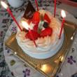ひな祭り&母の誕生日