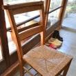 0425 英国の教会の椅子