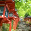 新緑京都:貴船神社