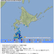 170927 今朝の緊急地震速報にはびっくりしましたが