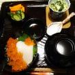 わかめスープで緑が映える茶碗蒸し