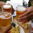 恒例高知県野根川でのんびり乾杯
