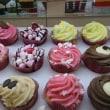 マンチェスター(Manchester)のショッピングセンターのケーキ!ケーキ!ケーキ達!