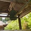 若葉照る湖南三山長寿寺