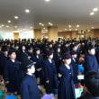 3年生比叡山学舎 解散の式