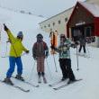 スキー@ニセコアンヌプリで本領発揮!