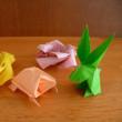 ☆可愛らしい折り紙☆