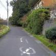 奈良県香芝市穴虫の風景